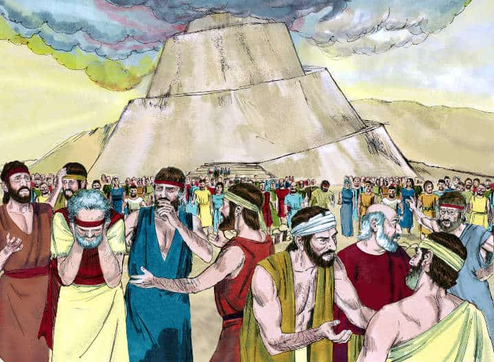Tower of Babel Story for Kids with Teaching Skit - Ministry