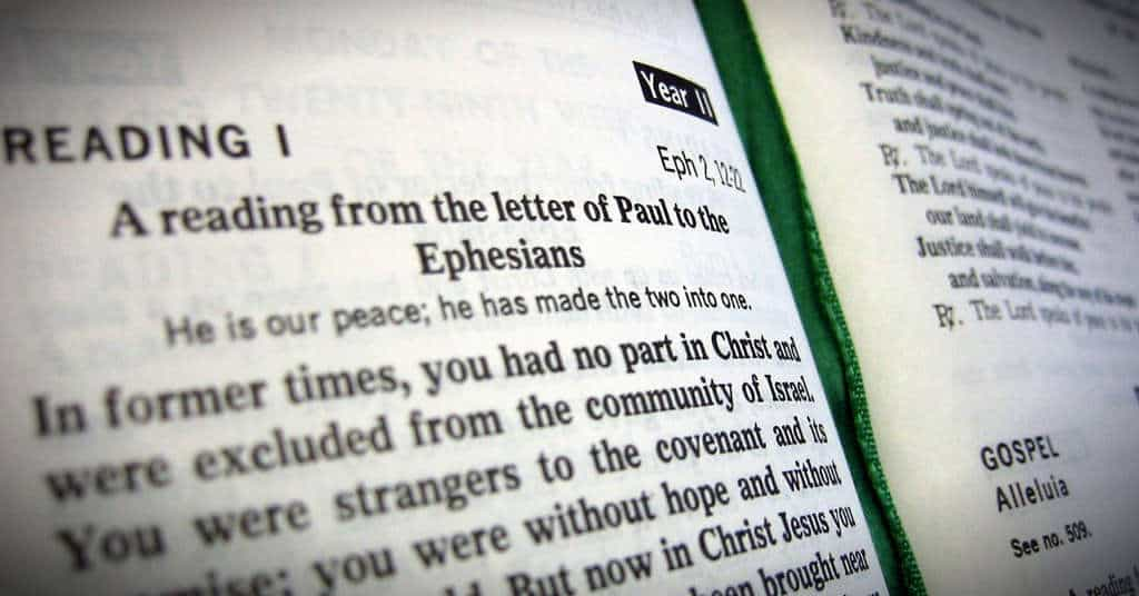 What is the Revised Common Lectionary?
