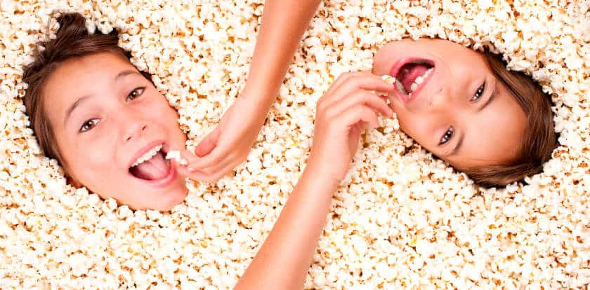 Bible Object Lessons Using Popcorn!