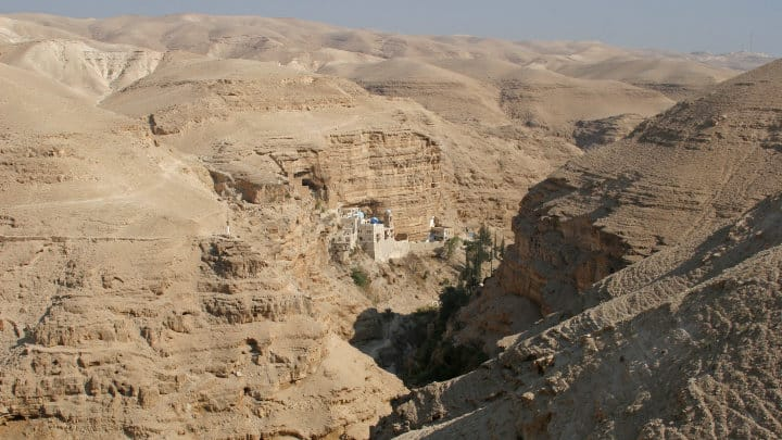 Lesson: Dedication in the Desert (Matthew 4:1-3)