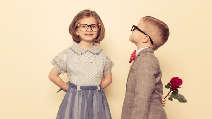 Lesson: What Does the Bible Say About Dating? (Tough Questions Kids Ask #8)