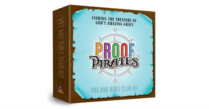 PROOF Pirates VBS 2016 New Growth Press & Sojourn Kids