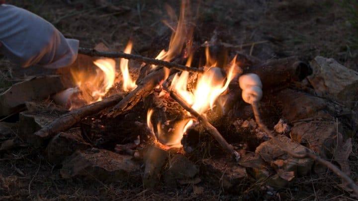 Bonfire Preschool Lesson Ideas (Luke 5:1-11)