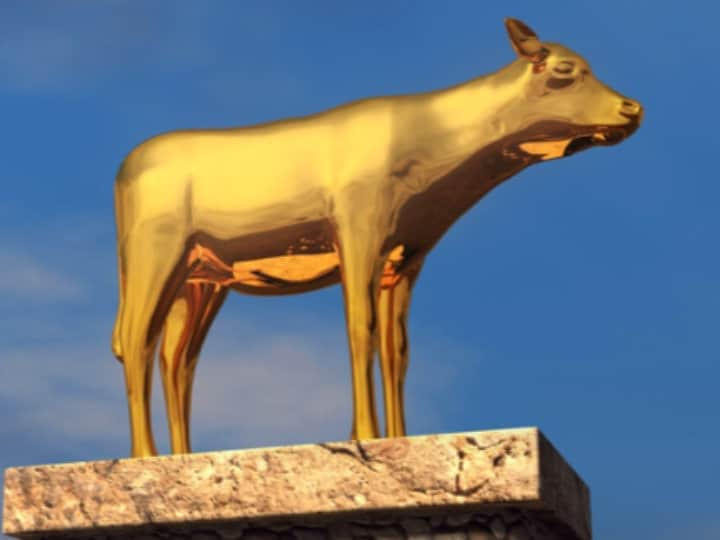 The Golden Calf Sunday School Lesson (Exodus 32)