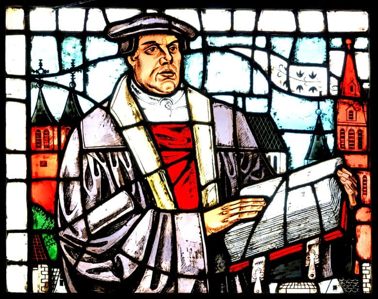 Lesson: Martin Luther and what he did for the church ( Ephesians 2:8-9)