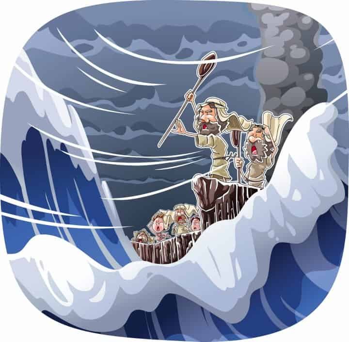 "The Story of Exodus for Kids (Lesson 4 of the ""Who was...?"")"