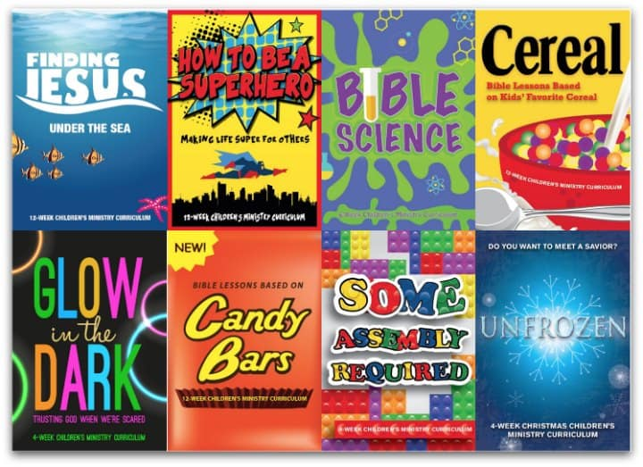 Free Children's Ministry Curriculum