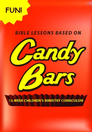 candy-bars-childrens-ministry-curriculum