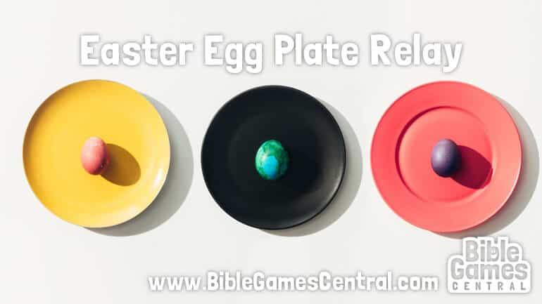 Easter Game for Sunday School