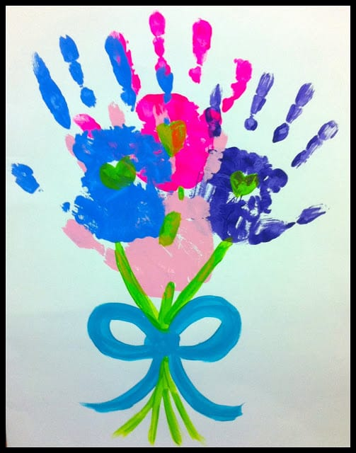 Mother S Day Sunday School Crafts