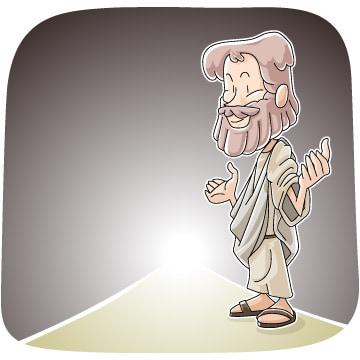 Luke 9:51-62  children's sermon on following Jesus