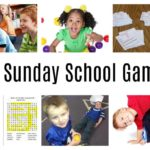 Sunday School Games for Kids