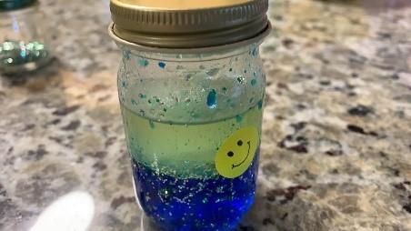 Restoring the Right - Lava Jar Craft for Sunday School