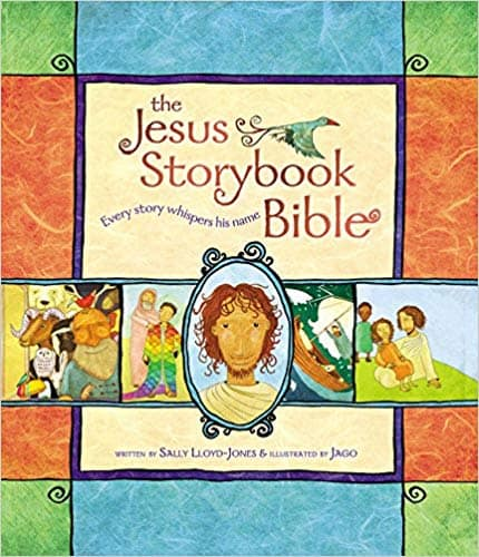 Jesus Storybook Bible for Kids