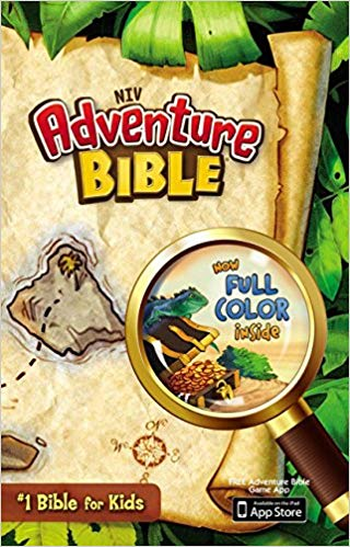 NIV Adventure Bible for Kids