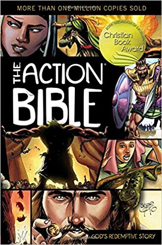 Children's Action Comicbook Bible