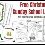 Christmas Sunday School Lessons