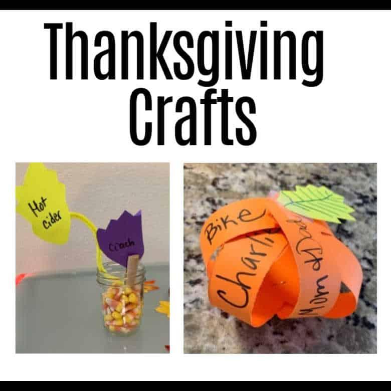 Sunday School Thanksgiving Crafts & Bible Activities (Easy ...