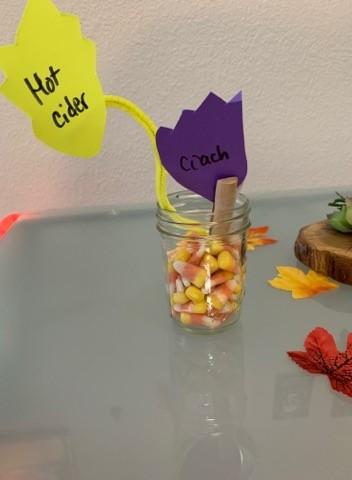 grateful garden craft project idea for Thanksgiving