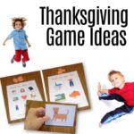 thankful games for children's ministry and sunday school