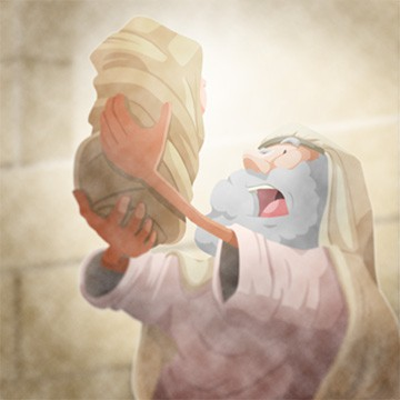 Sunday School Lesson (Luke 2:22-40) Simeon and Anna Rejoice
