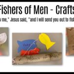 fishers of men crafts for sunday school
