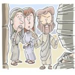 Children's Message: Jesus raised Lazarus to Life