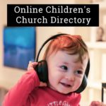 online children's church directory