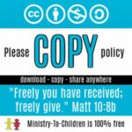 free children's ministry materials